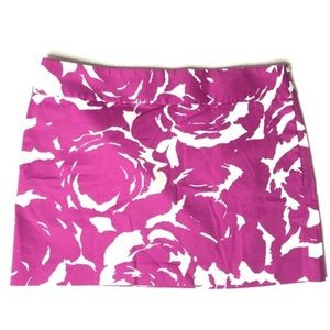 4/$25 J. Crew Factory Floral Skirt